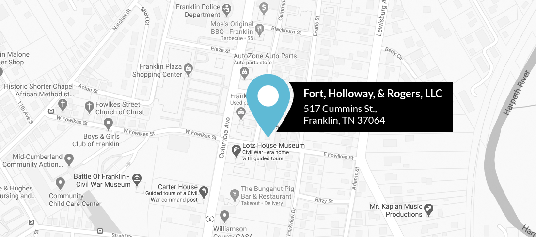 Fort, Holloway, & Rogers